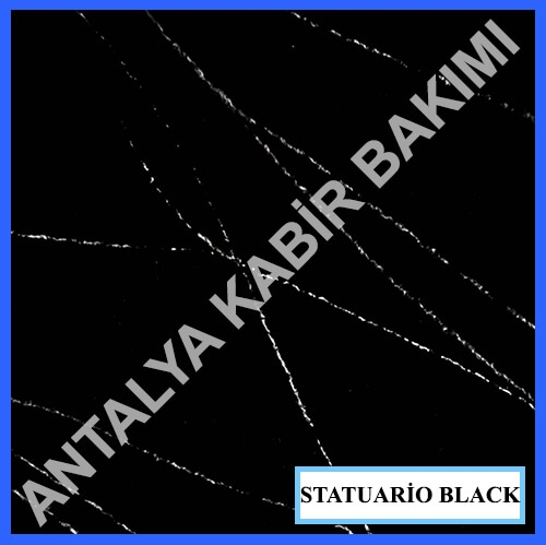 STATUARİO BLACK