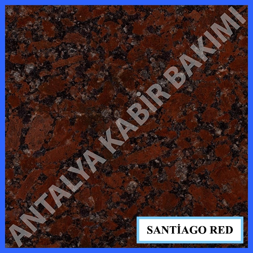 santiago red